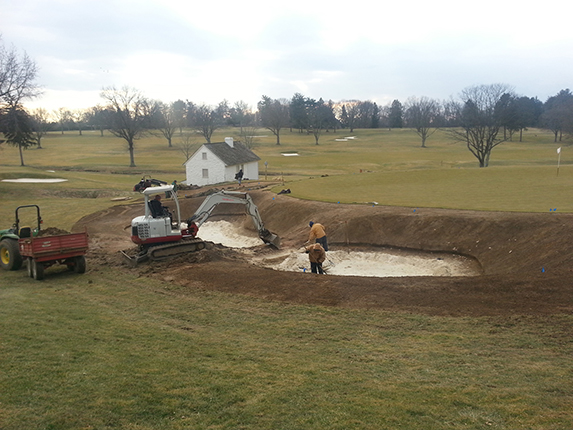 Aronimink Golf Club<br/>   Course Renovation and Restoration