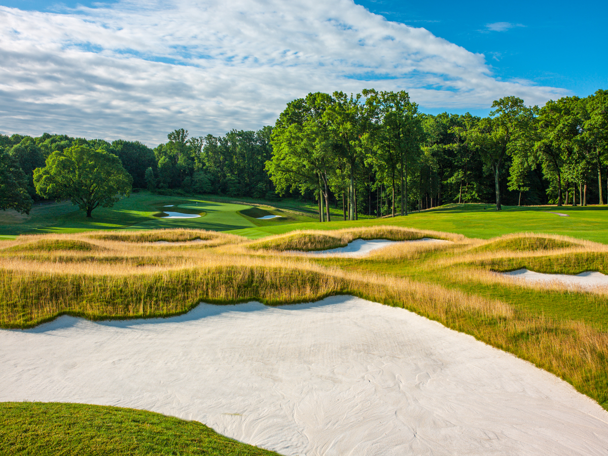 Baltimore Country Club<br/>Course Renovation and Restoration