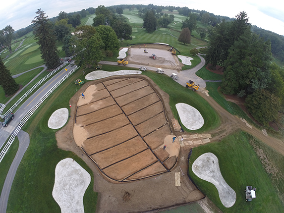 Baltimore Country Club<br/>   Green Renovation