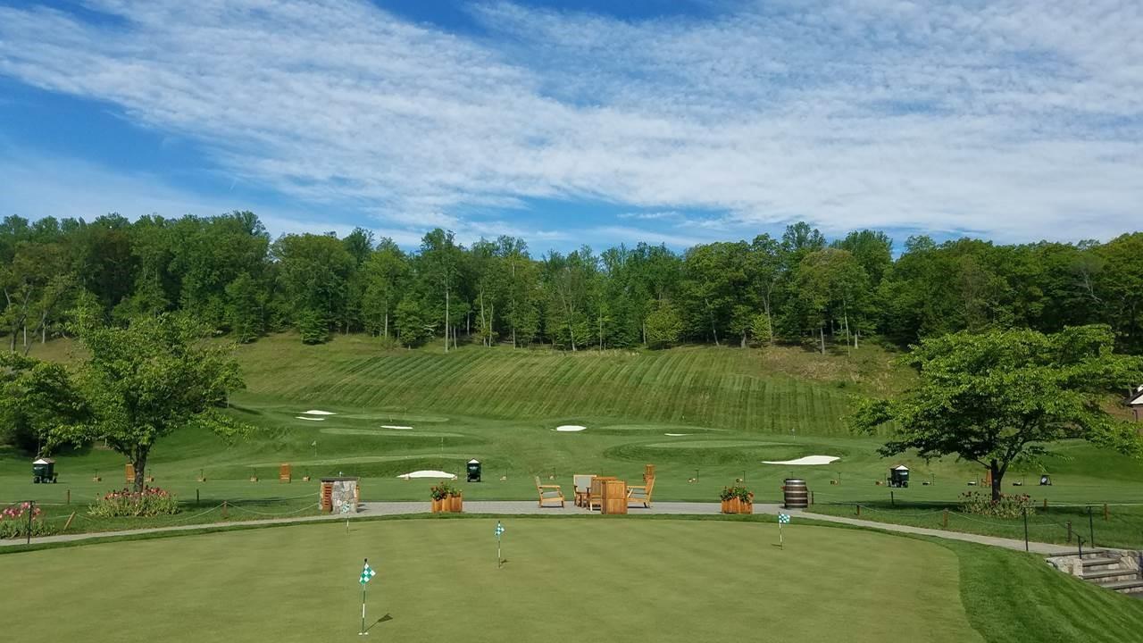 Baltusrol Golf Club<br/>Practice Facility Design
