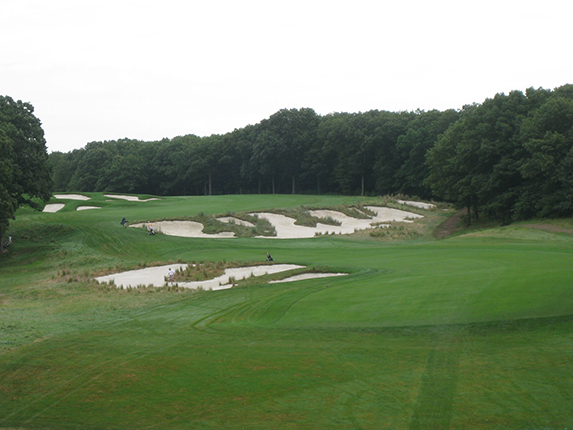 Bethpage State Park<br/>   Course Renovation and Restoration