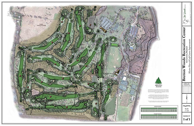 Bretton Woods Golf Course<br/>Master Planning