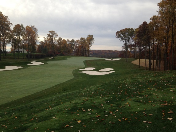 Caves Valley Golf Club<br/>   Course Renovation and Restoration