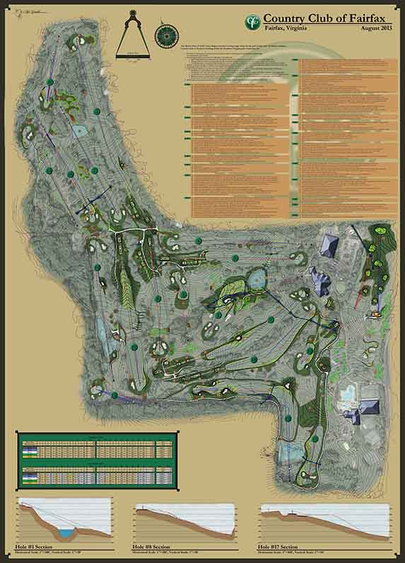 Country Club of Fairfax<br/>Master Plan Improvements