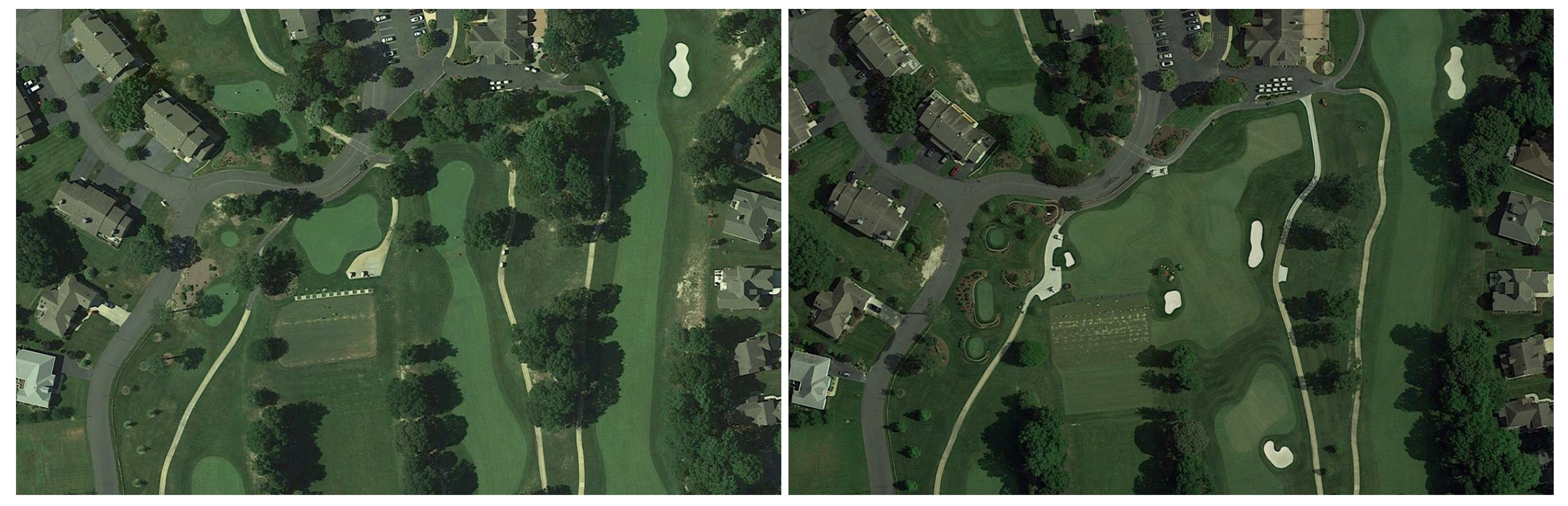 Cripple Creek Country Club<br/>Practice Facility Design