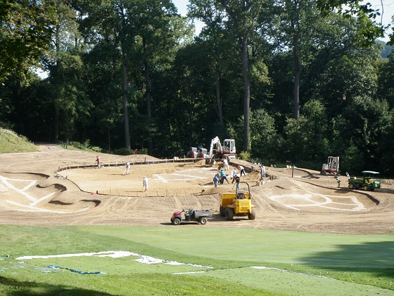 Fresh Meadow Country Club<br/>   Course Renovation and Restoration
