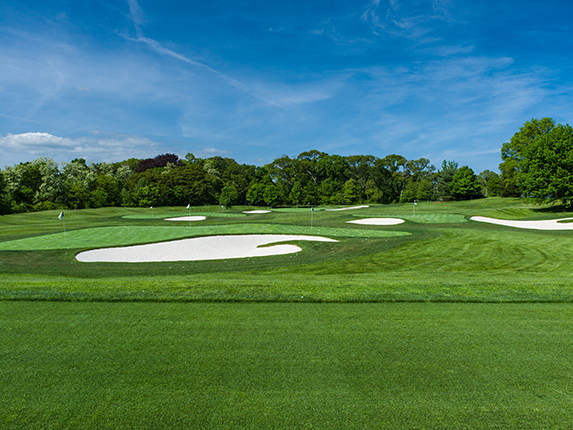 Glen Oaks Club<br/>Practice Facility Design