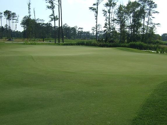 Glenriddle Golf Club- War Admiral<br/>New Course Design