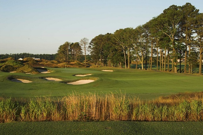 Glenriddle Golf Club- Man O' War<br/>New Course Construction
