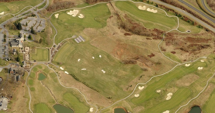 Hayfields Country Club<br/>   New Course Construction