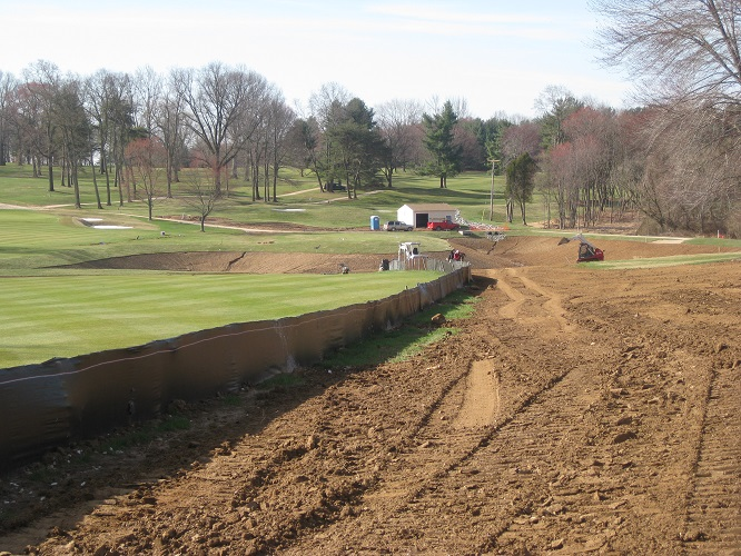 Hillendale Country Club<br/>   Pond, Stream, & Wetland Construction