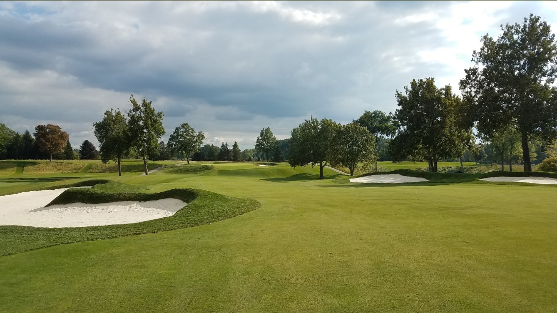 Inverness Club<br/>Course Renovation and Restoration