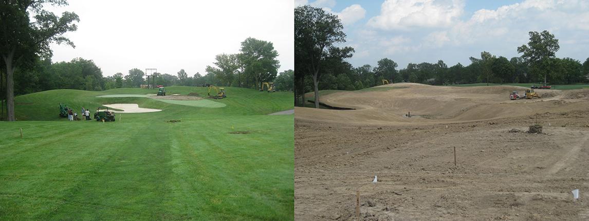Muirfield Village Golf Club<br/>   Pond, Stream, & Wetland Construction