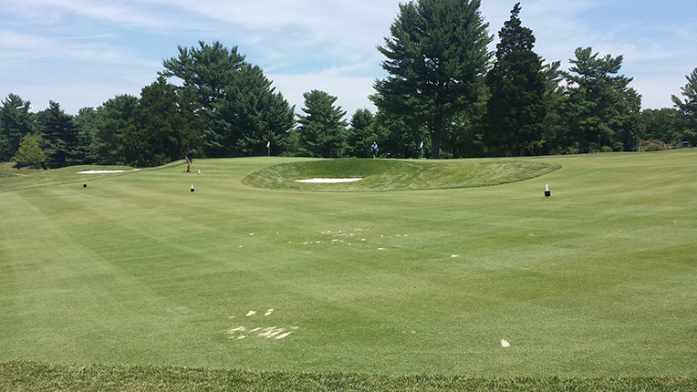 Norbeck Country Club<br/>Practice Facility Design
