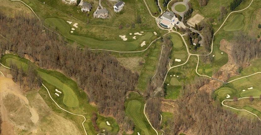 Old South Country Club<br/>   New Course Construction