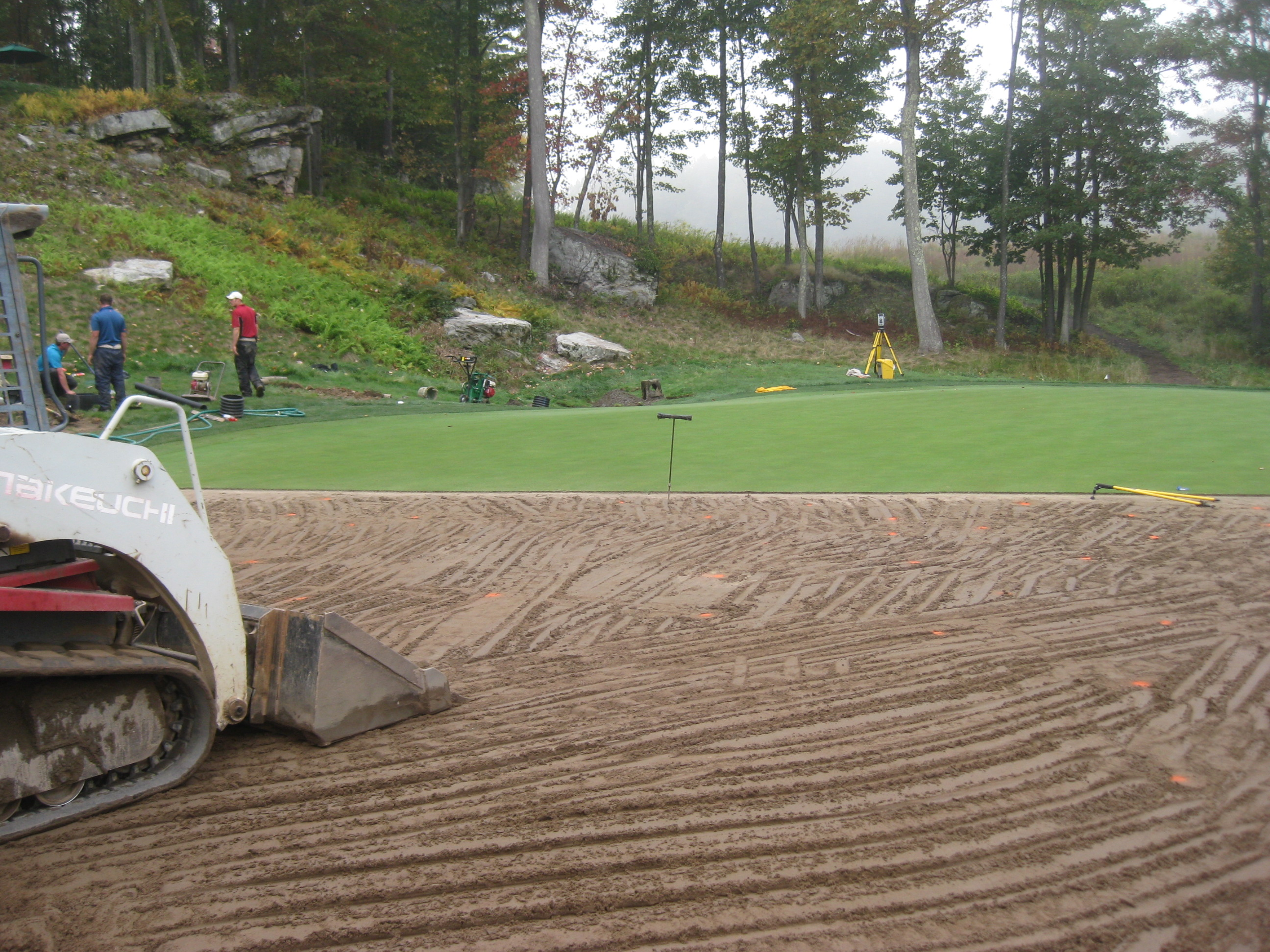 Pikewood National Golf Club<br/>Green Slope Analysis