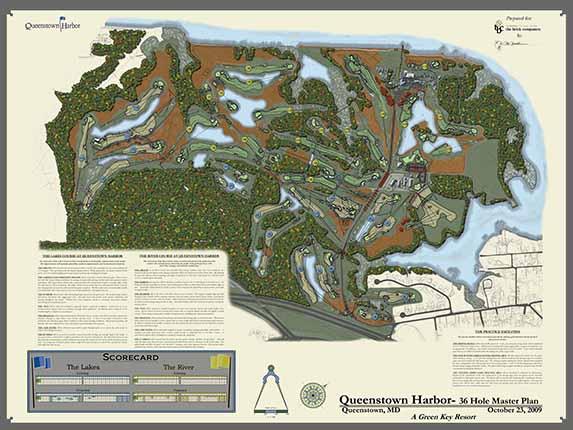 Queenstown Harbor<br/>Master Planning