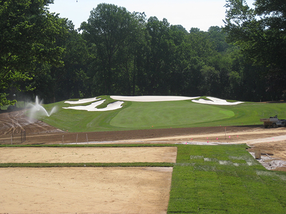 Riverbend Golf and Country Club<br/>   Course Renovation and Restoration