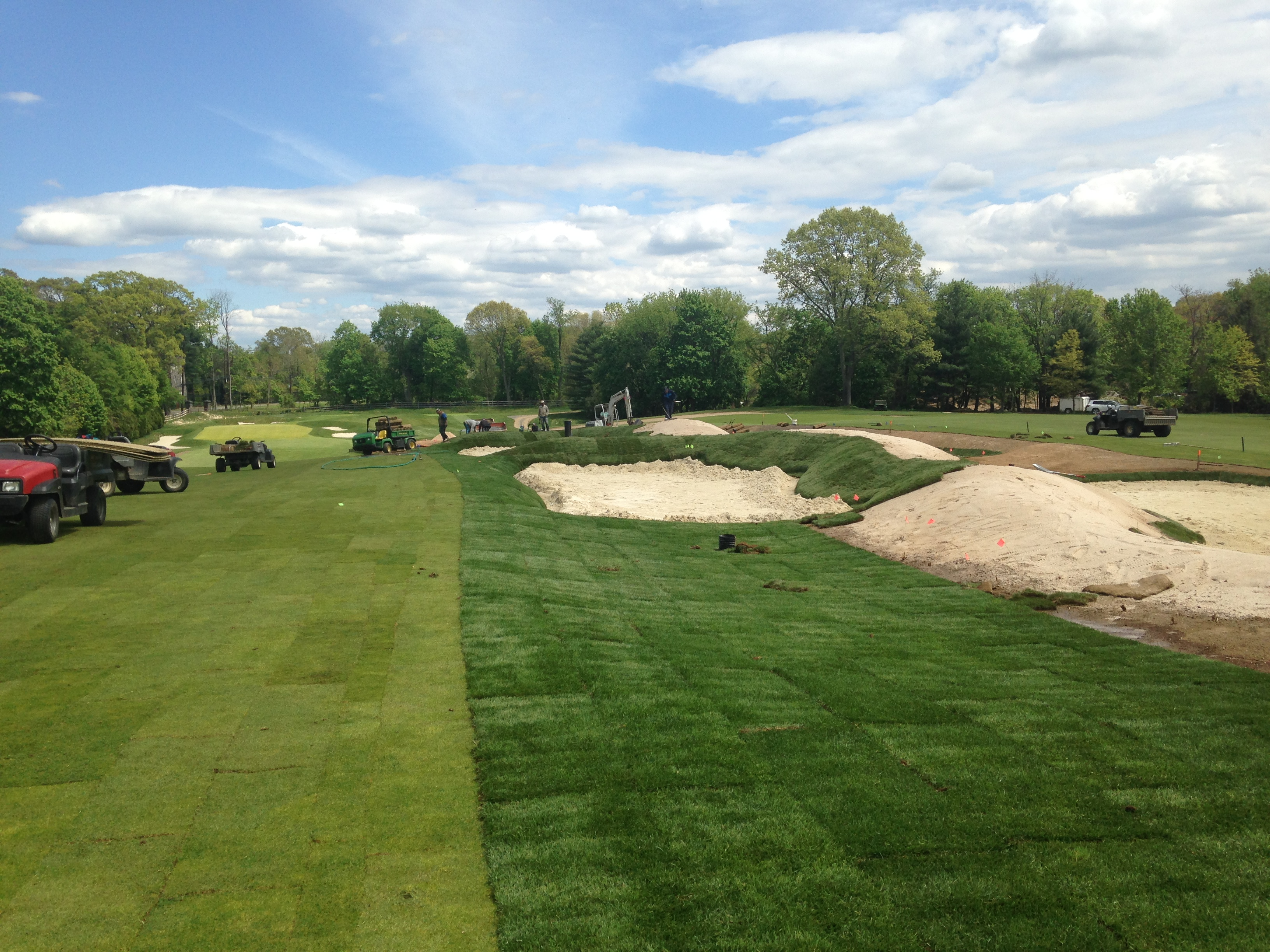 Sands Point Golf Club<br/>Course Renovation and Restoration