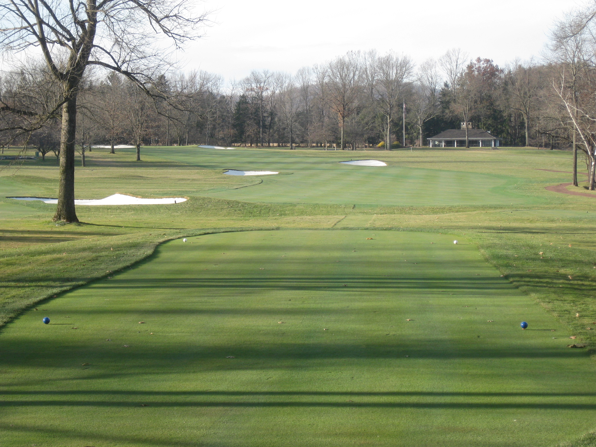 Saucon Valley Country Club<br/>Course Renovation and Restoration