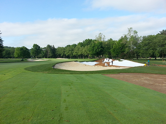 Saucon Valley Country Club<br/>   Course Renovation and Restoration