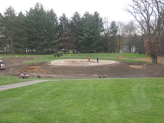 Sunnehanna Country Club<br/>   Course Renovation and Restoration