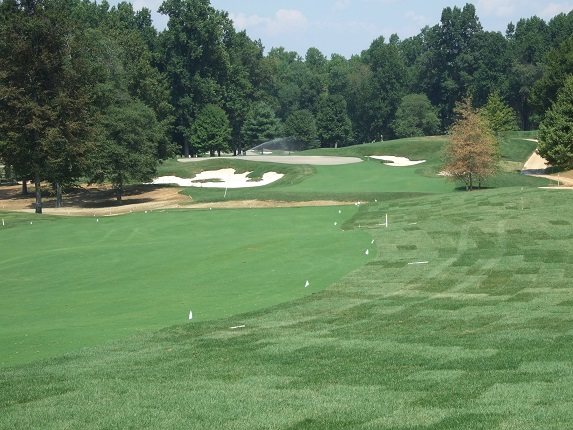 TPC Potomac at Avenel Farm<br/>   Course Renovation and Restoration