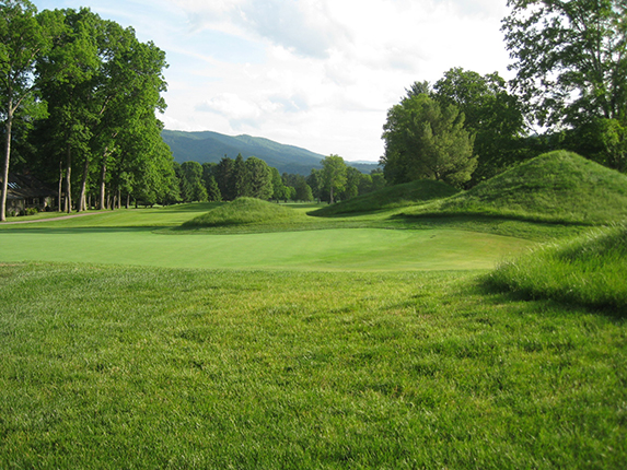 The Greenbrier (The Old White)<br/>   Course Renovation and Restoration
