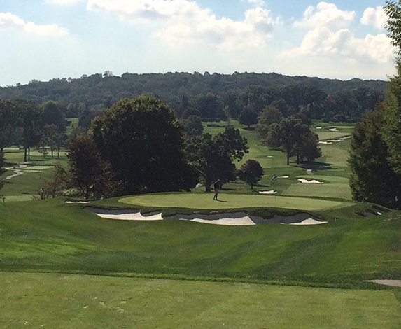 Whitemarsh Valley Country Club<br/>   Course Renovation and Restoration
