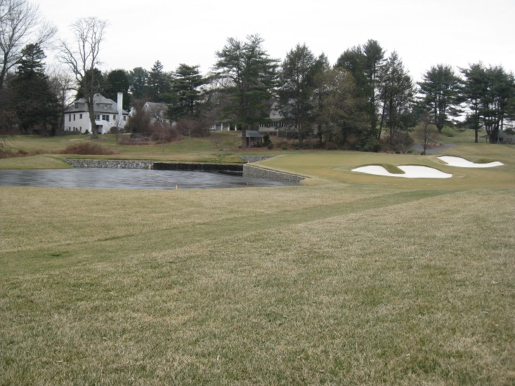 Wilmington Country Club<br/>   Pond, Stream, & Wetland Construction