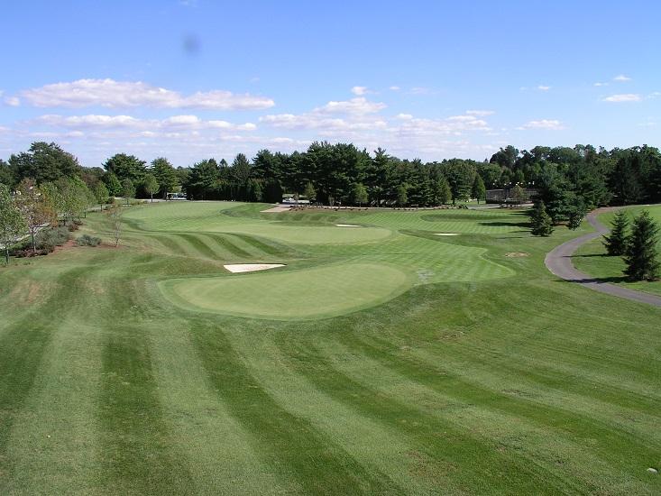 Wilmington Country Club<br/>Practice Facility Design